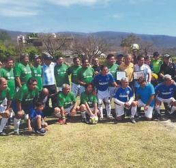 Carlos Fitz, el responsable de formar al legendario equipo del Deportivo Nancy en Morelos