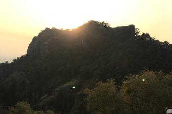 La espeluznante leyenda de amor y un monstruo que ronda al Cerro del Tepozteco, en Tepoztlán