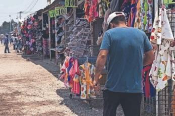 Bala perdida impacta contra un niño de 3 años en mercado del Edomex