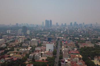 Continúan las medidas por altas concentraciones de ozono en la Zona Metropolitana