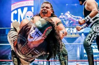 Virus quiere celebrar sus 35 años como luchador, ganando el campeonato nacional de tercias