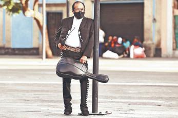 A 400 días sin tocar, algunos mariachis ya tuvieron que empeñar sus instrumentos