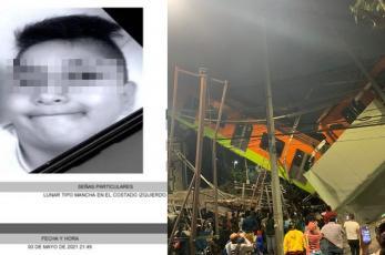 Brandon de 12 años pidió ver a su mamá antes de morir en el colapso del Metro Olivos, CDMX