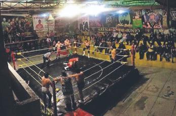 La Arena 23 de junio se convertirá en una liga de lucha libre, con una nueva identidad