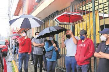 A más de un año de pandemia, afición del Toluca regreso a la 'Bombonera'