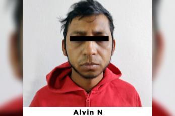 Atoran a Alvin por abusar sexualmente de una familiar junto con otro pariente, en Edomex