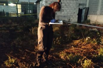 Hallan huesos humanos cuando clausuraban un terreno cerca de la Central de Abasto, en CDMX