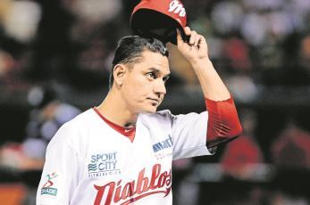 Arturo López acepta el rol de guiar a los novatos de los Diablos Rojos de la LMB