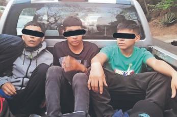 Jóvenes asaltantes de la CDMX visitan Morelos para robar 40 celulares de un Coppel