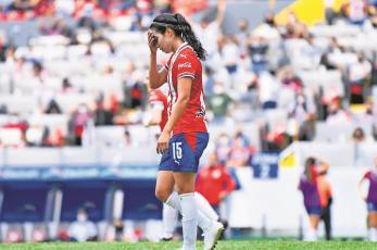 Atlas y Chivas Femenil empatan en el partido de ida de las semifinales de Guardianes 2021