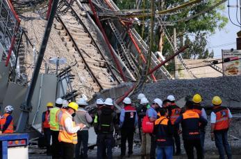 Empresa noruega revisará la Línea 12 del Metro de la CDMX, desde los planos