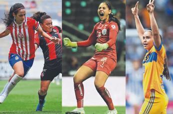 ¿Dónde y cuándo ver las semifinales de vuelta de la Liga MX Femenil?