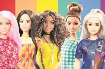 Barbie lanza colección de muñecas sostenibles con plástico reciclado