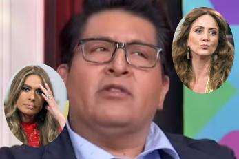 """Me mandaban a la cocina económica"", Alex Kaffie denuncia clasismo en el programa ""Hoy"""