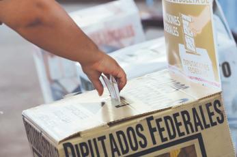 INE confirma que sólo el 52.6 por ciento de la ciudadanía ejerció su voto