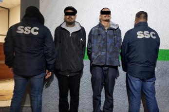 Atoran en la Ciudad de México a dos estadunidenses acusados de homicidio en su país