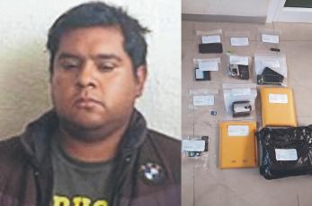 Dictan máxima condena en México a hombre de Coacalco, por trata y pornografía infantil