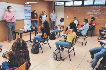 A través de programa piloto, alumnos volverán de forma escalonada a las aulas en Morelos