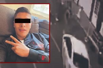 Fiscalía busca a joven malacopa que atropelló a dos de sus amigas en Iztacalco