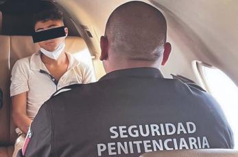 """Tras intento de fuga, trasladan a hijo de """"El Carrete"""" a penal federal en Morelos"""