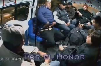 Cae un asaltante de transporte público del Edomex, ya ha estado 3 veces en la cárcel