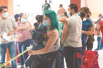 Baja California prevé tener a su población mayor de 18 años vacunada vs Covid en 10 días