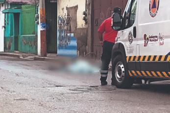 """Matan a """"El Chino"""" cuando iba en su bici en Morelos, lo señalan como delincuente en redes"""