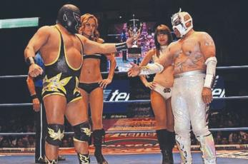Revelan a los 'Pequeños Estrellas' que se jugarán máscaras y cabelleras en la Arena México