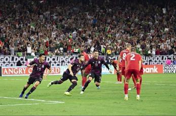 Cardiaco triunfo de México contra Canadá, enfrentará a EU en la final de la Copa Oro
