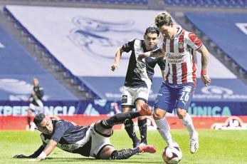 Checa dónde y a qué hora ver el Puebla vs Chivas de la jornada 2 del Grita México