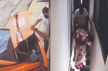 Papá descubre estos videos de los asesinos de su hija, cuando cargaban el cadáver en Edomex