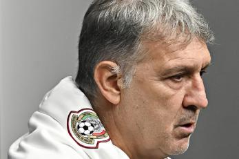 """""""Con equipo A o B es Estados Unidos y tenemos que ganar la Copa Oro"""", dice """"Tata"""" Martino"""