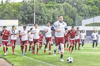 """Pablo Aguilar asegura que Cruz Azul fue """"soberbio"""", tras el partido con el Mazatlán"""