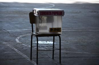 Consulta popular para enjuiciar a expresidentes alcanza 7.74 % de participación, no será vinculante