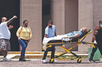 Variante Delta domina los casos de Covid en la CDMX, revelan autoridades de salud