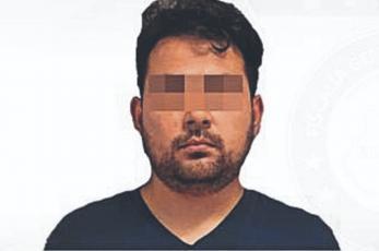 Atoran a sujeto por obligar a su exesposa a tener sexo con amigo y grabarla, en Morelos