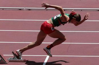 Paola Morán consigue su mejor marca, pero no logra colarse a la final de 400 metros planos