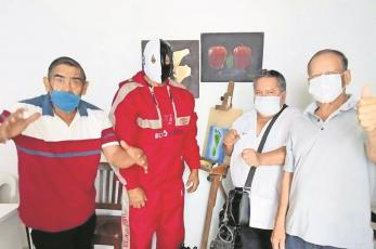 Zaratustra recuerda sus aventuras en el pancracio profesional del estado de Morelos