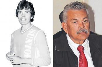 """Arturo """"Rana"""" Hernández, el morelense que se convirtió en una figura del voleibol nacional"""