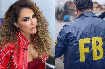 Ninel Conde rechaza que el FBI la esté buscando por los fraudes de su esposo