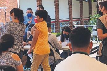 Menores de edad en Morelos reciben la primera vacuna contra el Covid 19, gracias a amparo