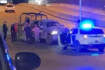Detienen en Estados Unidos a 7 soldados mexicanos que cruzaron la frontera