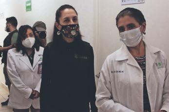 Arranca Centro de Atención Temporal Tlatelolco para pacientes Covid