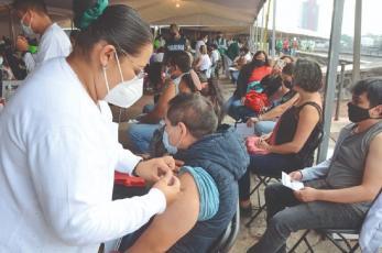 Va dosis de vacuna anti Covid para rezagados, en 4 alcaldías de la CDMX