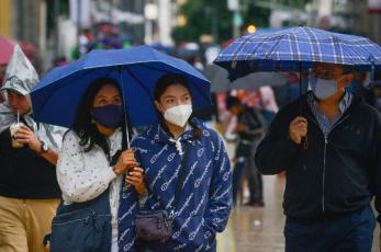 ¿A qué hora lloverá hoy en la Ciudad de México, Edomex y otros estados de la República?