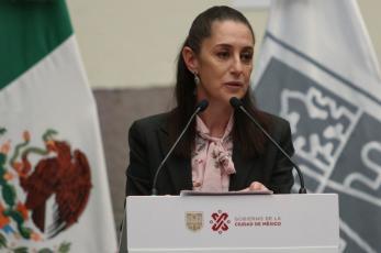Claudia Sheinbaum responde a los ataques en contra de su hija por obtener beca Conacyt