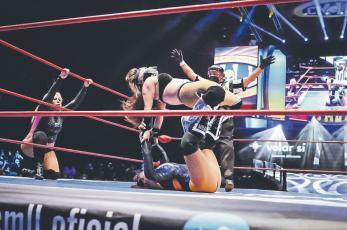 Reyna Isis defenderá su cetro ante Marcela en el campeonato nacional femenil de hoy