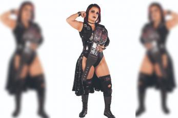 Dark Silueta lista para arrasar en el primer Grand Prix femenil del CMLL
