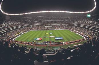 Tras los últimos partidos, el Estadio Azteca dejó de imponer