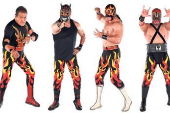 La lucha clásica y recia regresa hoy a la Arena México con los Infernales